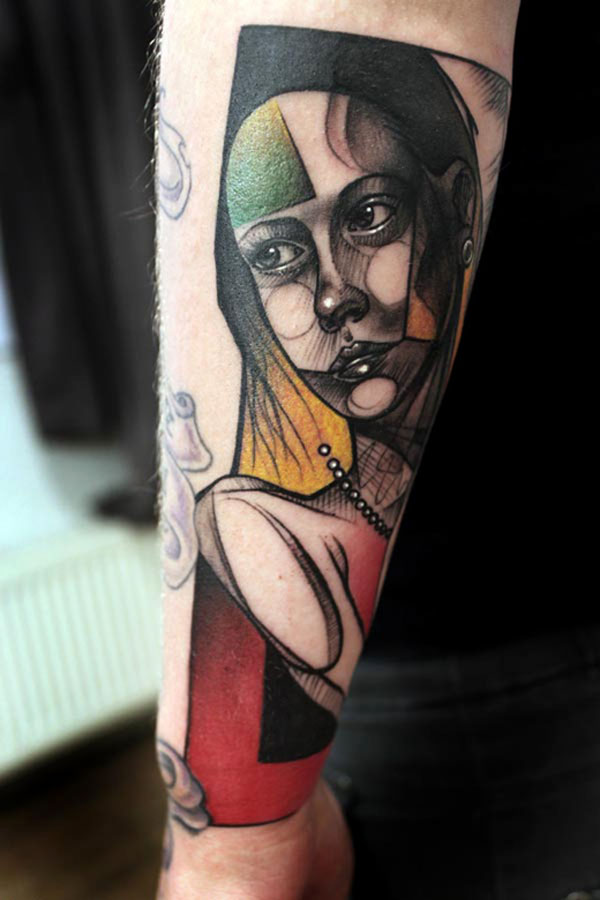 Tattoos by Peter Aurisch